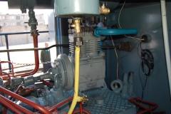 Тепловоз ТГК-2 1990 г.в. после капитального ремонта в Первой Локомотивной Компании lococom (компрессор)