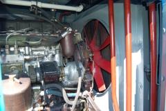 Вентилятор тепловоза ТГК-2