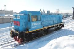 маневровый локомотив