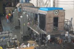 Ремонт тепловоза ТГМ-4Б (Первая Локомотивная Компания) 13