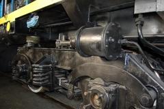 Ремонт тепловоза ТГМ-4Б (Первая Локомотивная Компания) 18