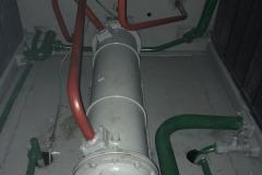 Шахта охлаждения тепловоза ТГМ-4Б